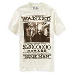 Aeropostale Boys 'Horse Man' Graphic T-Shirt