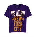 Aeropostale Boys 2009 New York City Graphic T-Shirt