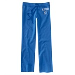 Aeropostale Womens Straight Leg Casual Sweatpants